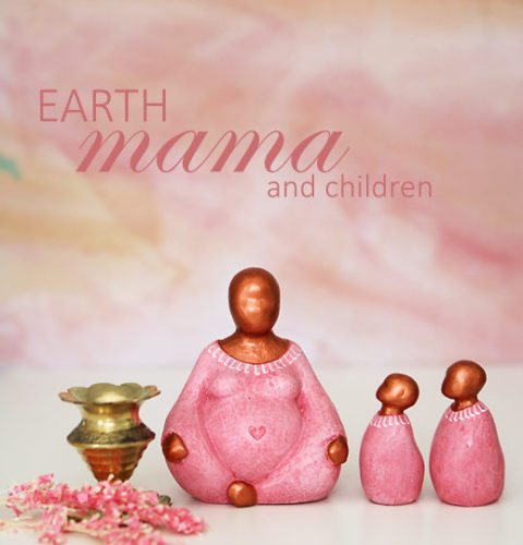 Earth Mother and Children