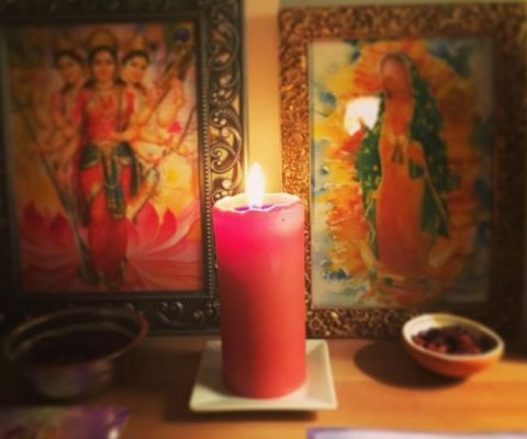 PERSONAL DEVOTIONAL SPACES AROUND THE WORLD