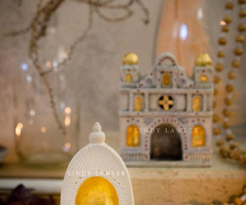 """Given as a gift, recipient said they loved it! they said the gold in candlelight was """"stunning"""". very pleased!"""